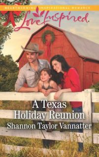 A Texas Holiday Reunion cover