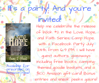 It's a party! And You're invited! (2)