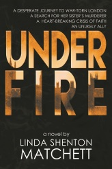 Small Under Fire Cover