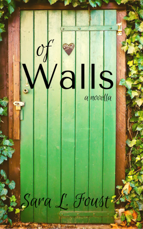 Of Walls ebook front cover